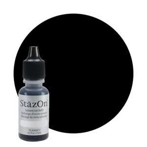 StazOn-solvent-based-Ink-Refill-15ml-Jet-Black-Reinker