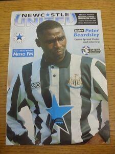 11-12-1993-Newcastle-United-v-Manchester-United-Double-Season-Footy-Progs-Bo