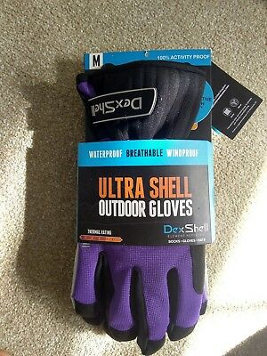 DexShell Ultratherm Outdoor Waterproof Gloves