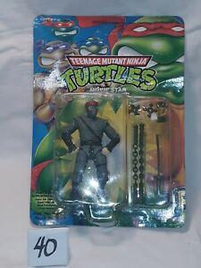 1994 Teenage Mutant Tortues Ninja Movie Star Soldat du pied (nouveau) ✔✔✔