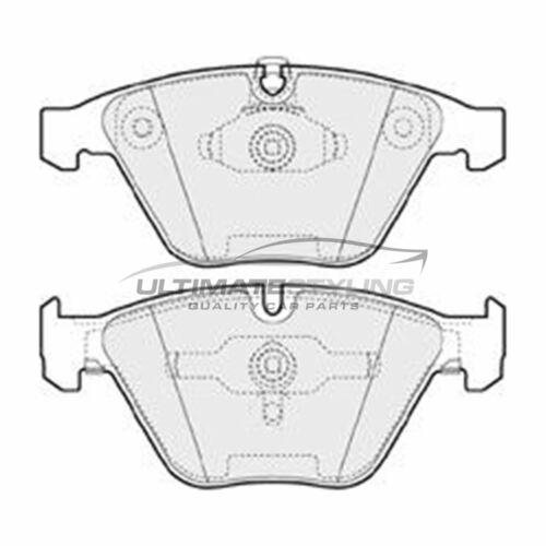 BMW 6 Series E64 Convertible 2004-2011 3.0 4.4 4.8 5.0 Front Brake Pads Set