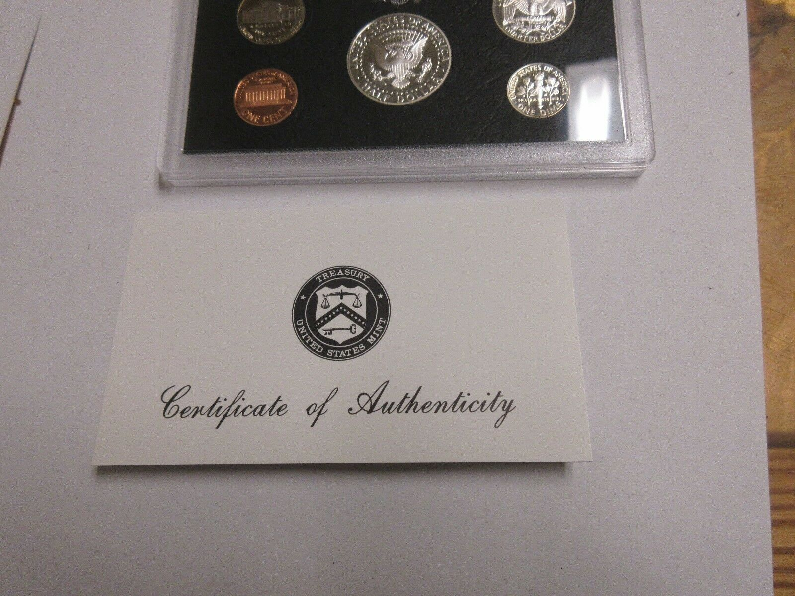 1994 U.S. Mint Silver Proof Set , Lot of 5 , New In Ori