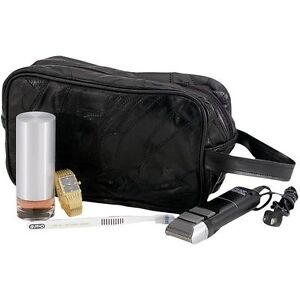 Black-Leather-Toiletry-Travel-Bag-Men-Accessories-Case-Women-Cosmetic-Makeup