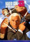 Naked Gun 33 1 3 The Final Insult DVD