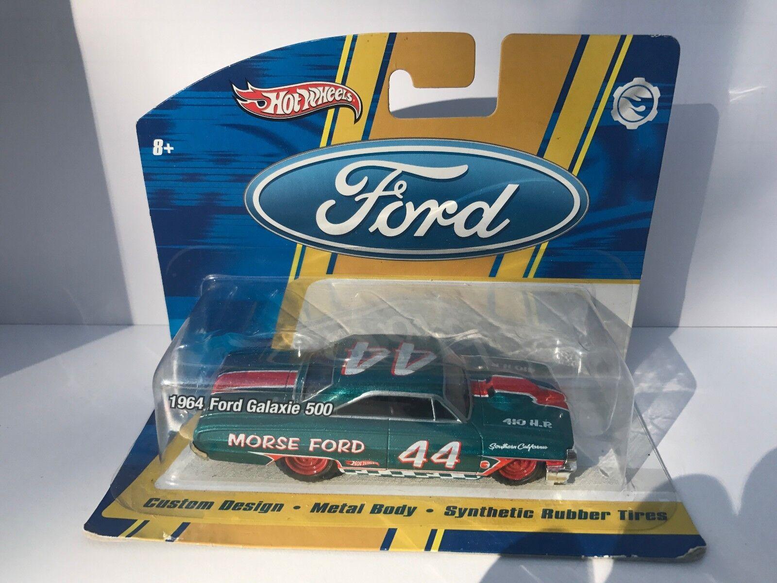 heta hjul 1  43 skala Morse Ford 1964 Ford Galaxy 500 VHTF