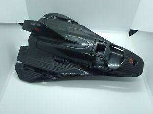 GI Joe Vintage Original 1986 Cobra Night Raven Drone Windshield  Part ARAH
