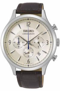 Herren Seiko Quarz Ssb341p1 Zu Uhren Quartz Details VSjpGqLMUz