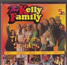 The Kelly Family  ‎– The First Singles ( NEU & OVP )