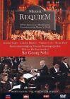 Mozart Requiem Wiener Philharmoniker Solti 0044007113998 DVD Region 1
