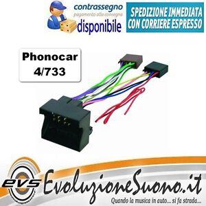 CONNETTORE CABLAGGIO AUTORADIO ISO PER CITROEN C4 /'05/>