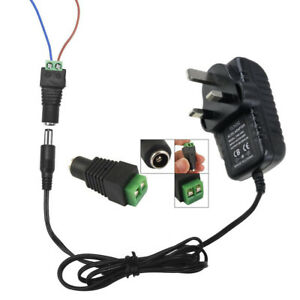 2A-Convert-AC-110-240V-to-DC-12V-Power-Supply-Adapter-Charger-Transformer-Plug