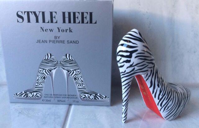 Style High Heel York Perfume Gift Luxurious Ladies Jean Pierre Sand Must Have