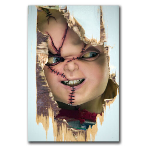 24x36 40inch E2538 Art Horror Movie Chucky Childs PLAY 2 Poster Hot Gift
