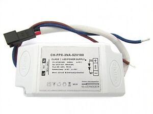Fuente-de-alimentacion-Controlador-Led-CC-180mA-27-52VDC-9-15X1W-Transformador