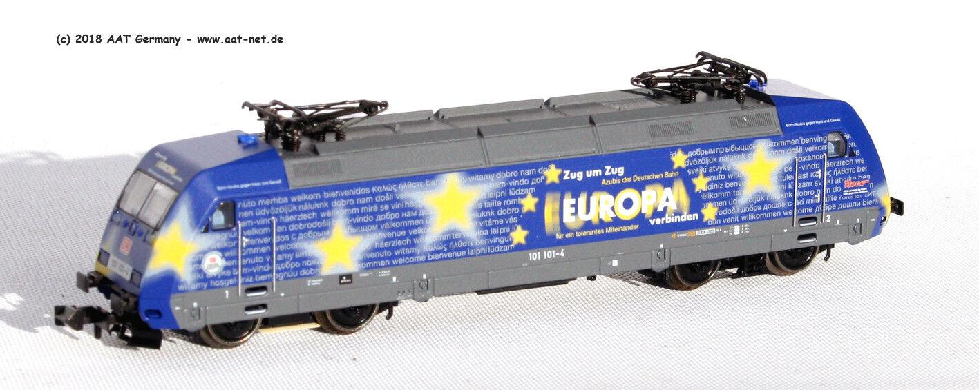 Roco N 23309-BR 101 101-4 (Europe-Lok) der DB-AG, EP. V, NEW, Conf. Orig.