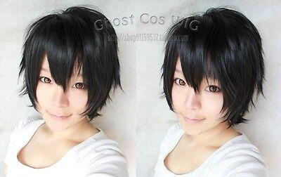 HEAT RESISTANT SAO/Sword Art Online Kirito cosplay short wig