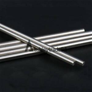 "3PCS 304 Stainless Steel Capillary Tube Pipe OD 6mm x 4mm ID,20/"" Length 500mm"