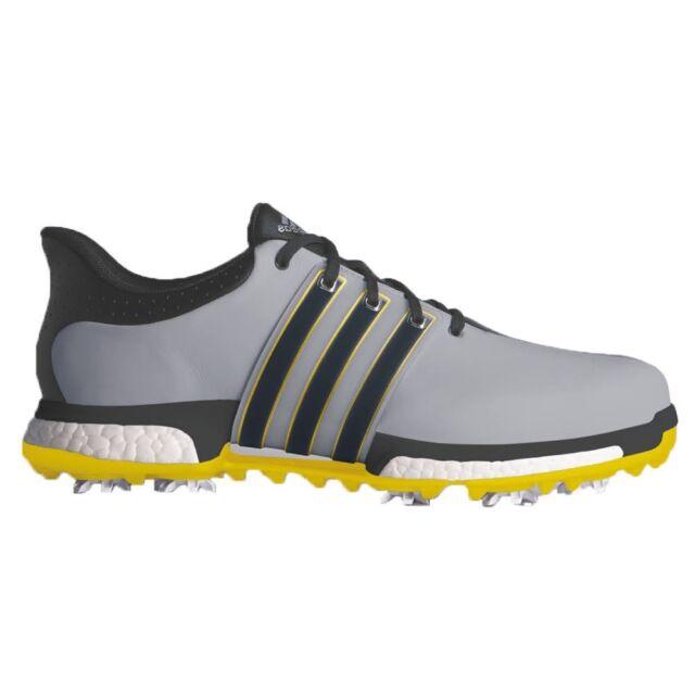 New Men S Adidas Tour 360 Boost Golf Shoes Onix Q44845 Q44827 Pick A Size For Sale Online
