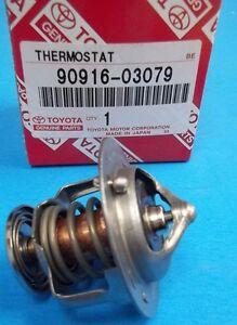 Original TOYOTA 4RUNNER T100 3.0 V6 Camión Refrigerante Termostato 9091603079