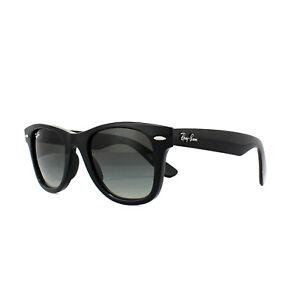 Ray-Ban Junior Sunglasses Wayfarer Junior RJ9066 100 71 Black Grey ... 0a80f2d25cf5c