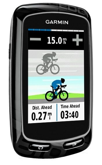 Garmin Edge 810 Touchscreen Waterproof Bicycle Bike Cycling GPS Computer