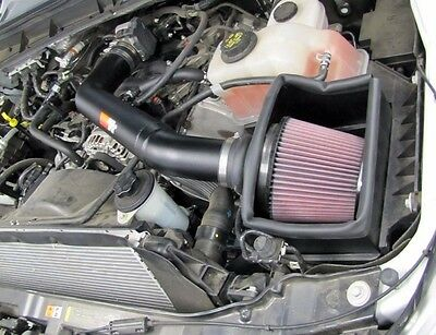 F-250 K/&N Performance Intake for 2011-2016 Ford Super Duty F250 F350 6.2L V8
