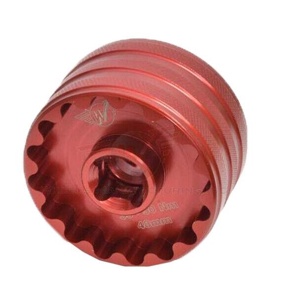 Wheels Manufacturing BBTOOL - 48-44 Socket Soporte inferior para 48.5mm y