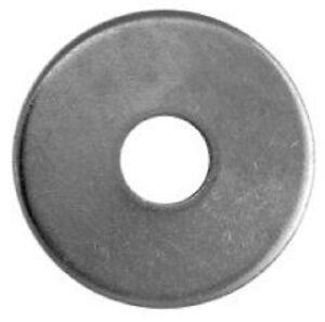 Centavo-Arandela-Reparar-Barro-Protector-Fender-Acero-Inox-A4-Marino-Grado-A