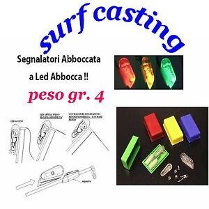 AVVISATORE-DI-ABBOCCATA-ABBOCCA-MICRO-PESCA-SURFCASTING-SEGNALATORE-MARE-SPIGO