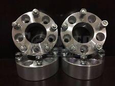 4x Wheel Spacers 2 inch 5x4.5 Adapters bolt 12x1.5 5x114.3 Fit Kia Set 5 lug NEW