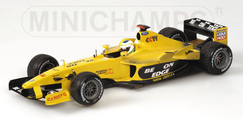 Jordan Ford EJ13 Winner GP Brazil 2003 G.Fisichella 1 18 Minichamps 100030111