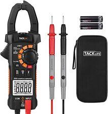 Clamp Meter Cm05 Clamp Multimeters 6000 Countsacdc Voltage Tester Ac Curren