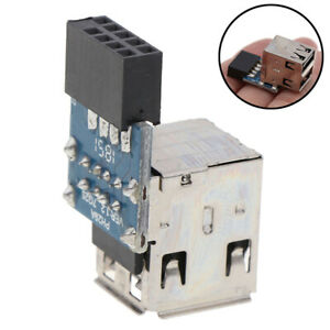 Internal-Header-Adapter-2-Ports-Usb2-0-A-Female-9Pin-Motherboard-To-Double-La-FA
