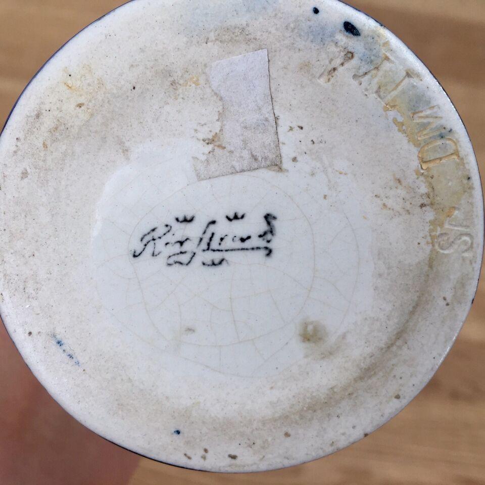 Porcelæn, Vase, Rörstrand