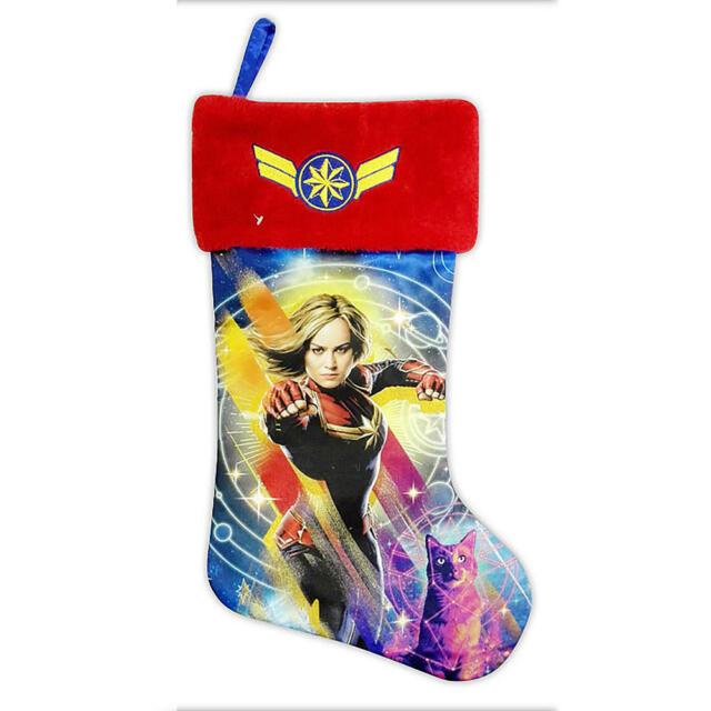 Superhero Christmas stocking set of 4- Comic book ... |Marvel Stockings
