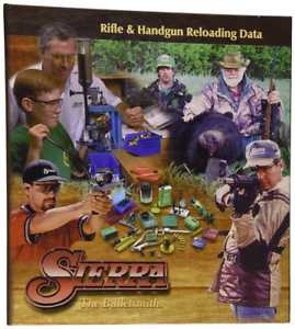 Sierra 5th Edition Rifle Handgun Reloading Manual