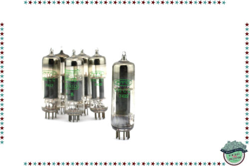 NOS Valve sans boîte x1 Röhren no box E92CC // 7422 Vacuum Tube