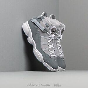 Nike Air Jordan 6 Rings (Concord) UK 14