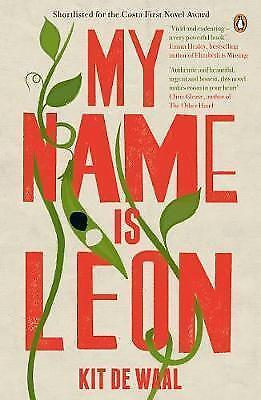 1 of 1 - My Name Is Leon by Kit De Waal (Paperback, 2017)