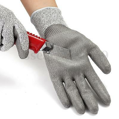 Safety Cut Proof Stab Resistant Stainless Steel Wire Metal Butcher Work Gloves