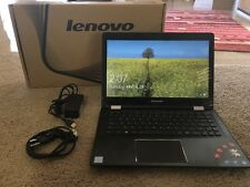 LENOVO Flex 3 1480 Touch Screen Convertible Laptop i5-6200U 8GB 256GB SSD
