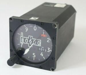 Negretti Aviation L81251-10-014 Altimeter Standby MK.28E Range- 1000 to 35000 FT