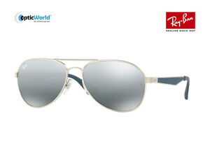 cac9f4f3eb Image is loading Ray-Ban-RB3549-Designer-Sunglasses-with-Case-All-