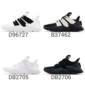Details about adidas Originals Prophere Knit Black White Men Running Streetwear Sneaker Pick 1