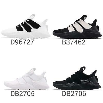 buscar autorización personalizadas como serch adidas Originals Prophere Knit Black White Men Running Streetwear ...