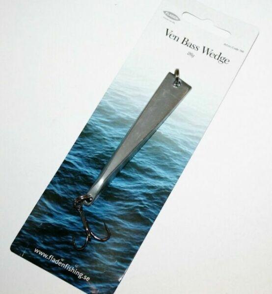 Fladen  Ven Bass Wedge Sea Fishing 26g L