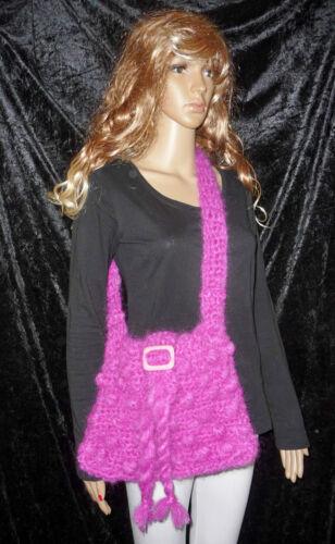 Sac Ricarda Blackberry ᄄᄂ New Shopper crochet ᄄᄂ S Sac main au main wX8n0OPk
