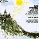 Hovhaness: Lady of Light/Avak the Healer * by Alan Hovhaness (Composer) (CD, Apr-2004, Crystal Records Dist.)