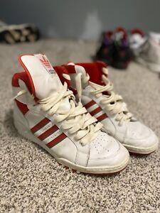 Vintage Adidas High Tops Size 12 | eBay
