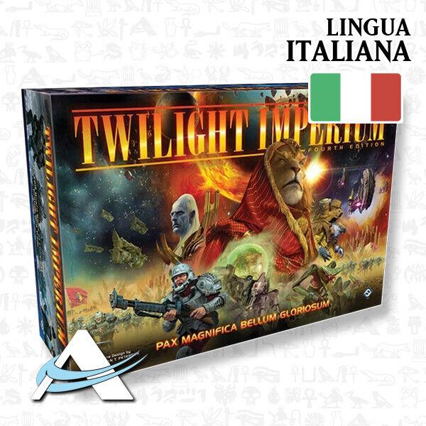 TWILIGHT IMPERIUM IV Quarta Edizione • Gioco da Tavolo USATO • Lingua Italiana